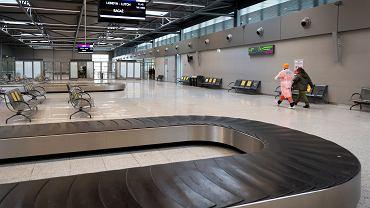 Lotnisko, zdjęcie ilustracyjne