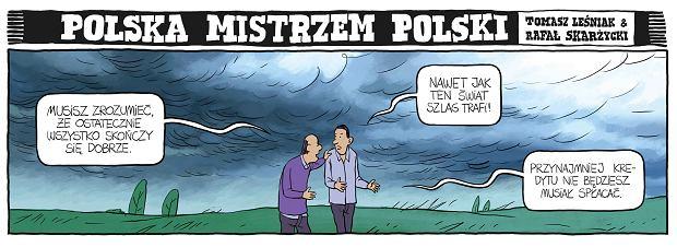 Zdjęcie numer 57 w galerii - Polska mistrzem Polski