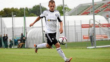Robert Bartczak strzelił swojego pierwszego gola dla Zagłębia Sosnowiec