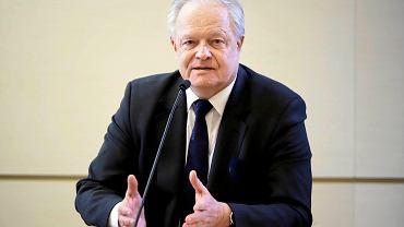 Prezes Izby Karnej Sadu Najwyższego Stanisław Zabłocki