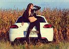 Dziewczyna i samochód | Gosia i VW Scirocco R