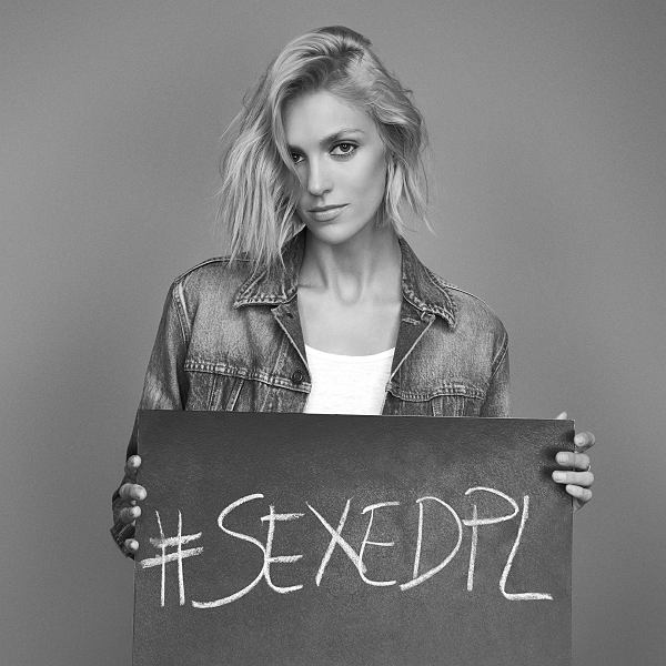 #SEXEDPL. Anja Rubik: bez edukacji seksualnej nie zmieni się nic
