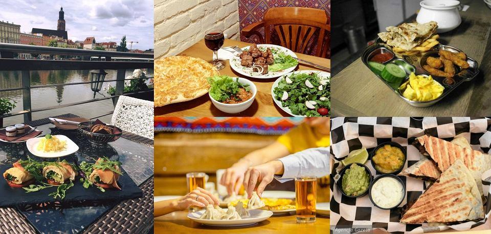 Obiad Inny Niż Zwykle Kuchnia Gruzińska Indyjska