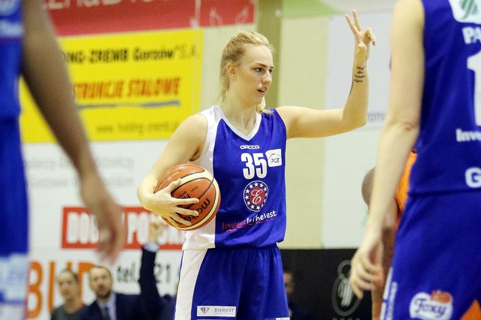 Drugi ćwierćfinał play-off w BLK: AZS AJP Gorzów - CCC Polkowice 70:59 (18:26, 10:9, 17:12, 25:12). Stan rywalizacji 2-0 dla Gorzowa