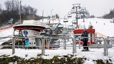 Stok narciarski - zdjęcie ilustracyjne