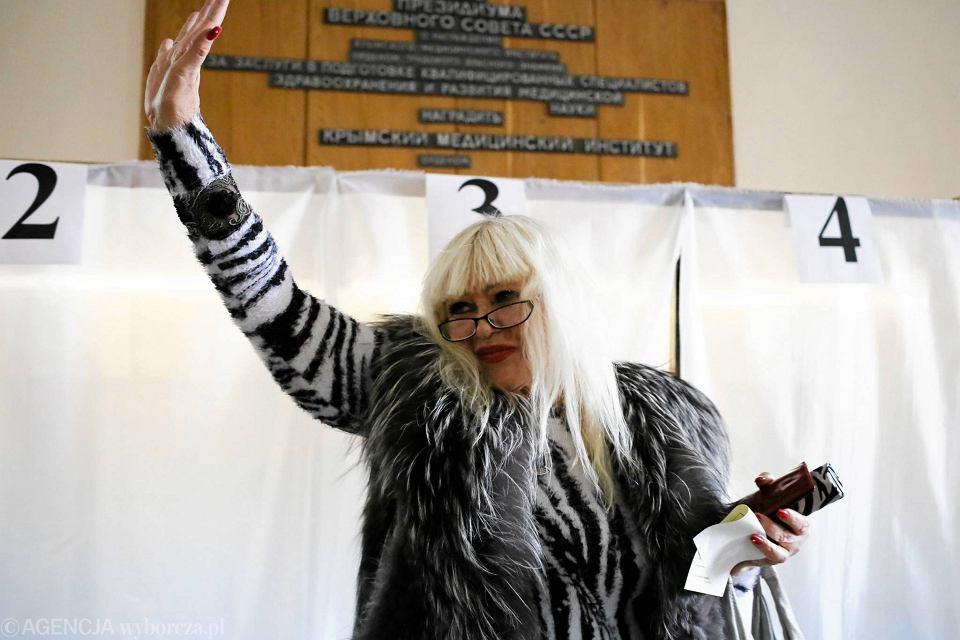 Mieszkańcy Krymu uważają uczestnictwo w głosowaniu za swój obowiązek i przywilej