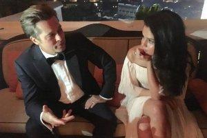 Brad Pitt i Selena Gomez