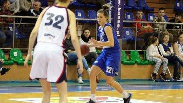 Koszykarskie półfinały U-22: AZS PWSZ Gorzów - VBW Gdynia 48:52
