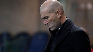 Zinedine Zidane odchodzi z Realu Madryt! To już definitywny koniec