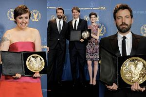 Lena Dunham, Ben Affleck, Anne Hathaway, Hugh Jackman