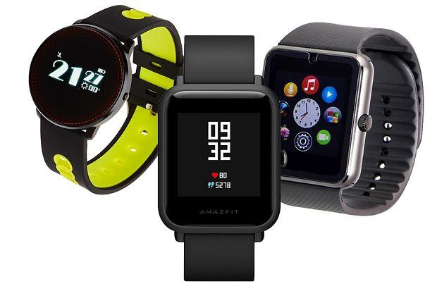Smartwatch do 300 zł - różne modele