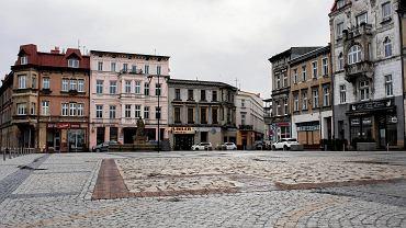 Rynek w Mysłowicach