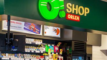 O! Shop na stacji Orlenu