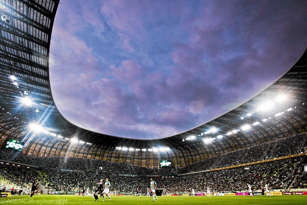 Stadion Energa Arena w Gdańsku