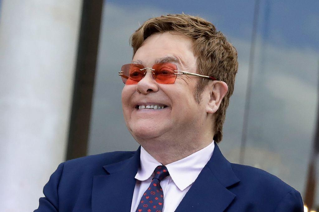 #Elton John uhonowany Legi? Honorow?