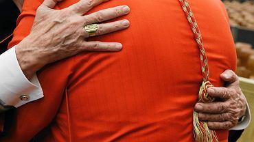 Ceremonia powołania nowych kardynałów 14 lutego