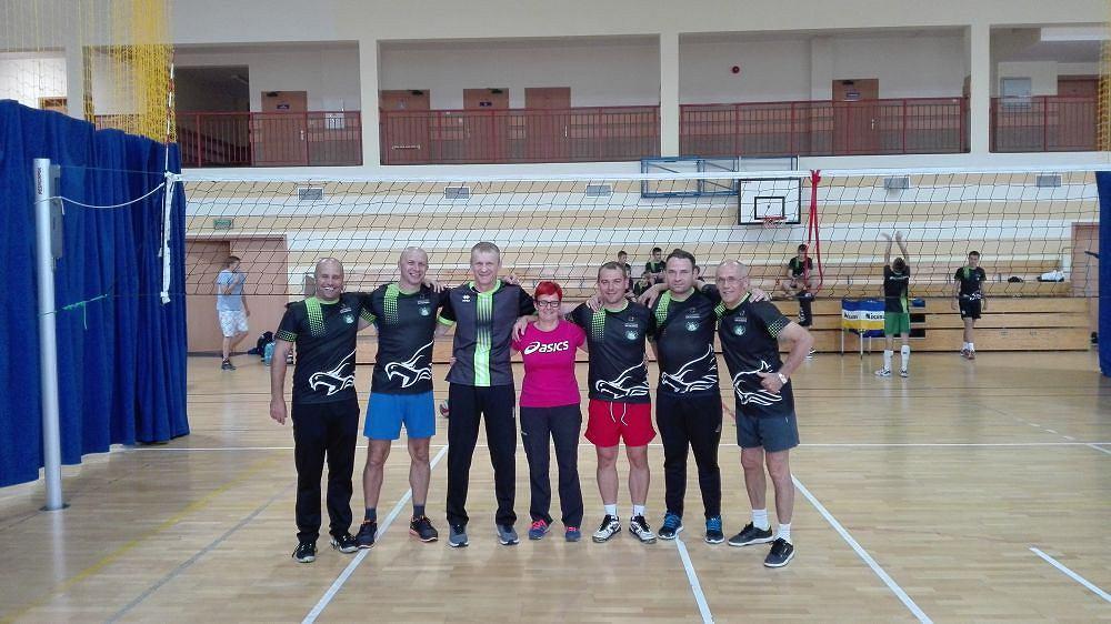 Kadra szkoleniowa AZS-u 2020 na zgrupowaniu w Olsztynie