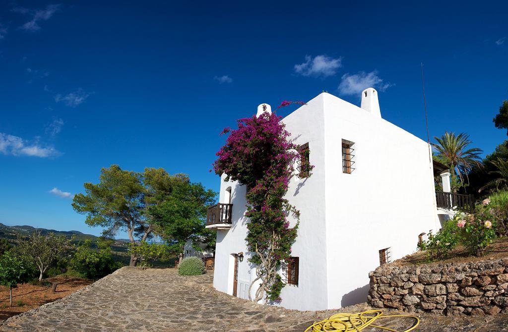 Dom na Ibizie
