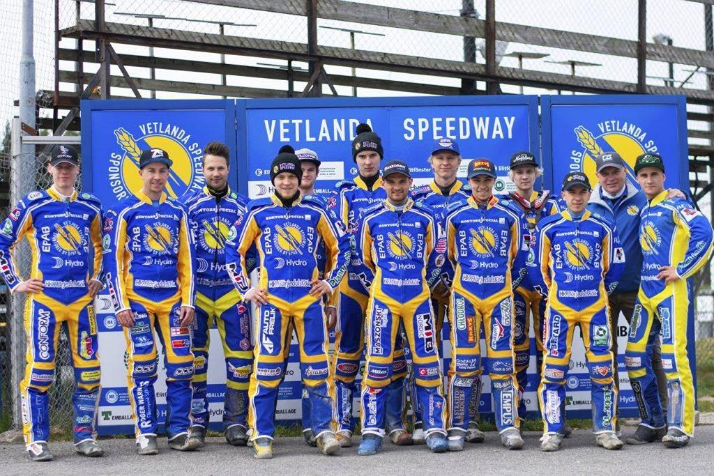 Vetlanda Speedway w sezonie 2019