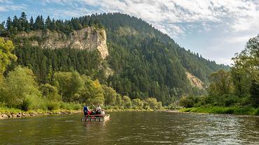 Spływ Dunajcem to jedna z największych atrakcji turystycznych nie tylko w Małopolsce i Polsce, ale też w Europie