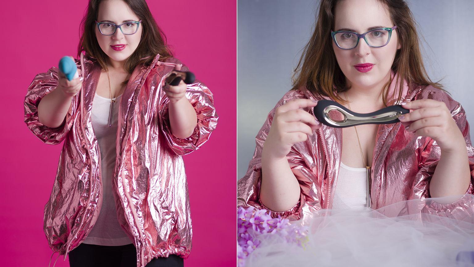 Natalia Grubizna, twórczyni bloga Proseksualna.pl: Mam około 300 gadżetów erotycznych