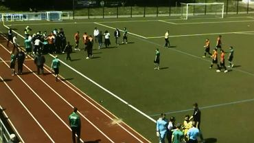 Były zawodnik BVB pobił się z kibicami
