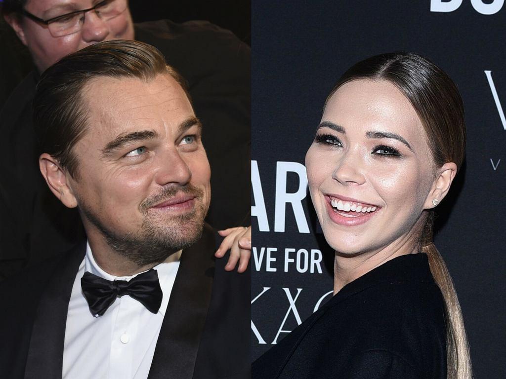 Sandra Kubicka wspomina, że podrywał ją Leonardo DiCaprio