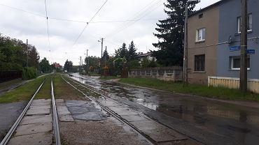 Ul. Telefoniczna na odcinku od ul. Czorsztyńskiej do Weselnej