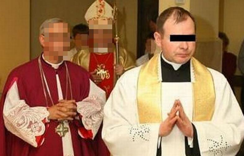 Skazany za pedofilię ksiądz Bogdan S.