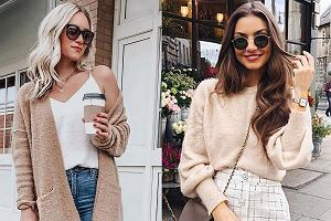 Swetry i kardigany damskie, fot. fashionoutfits.me, wachabuy.com, pinterest.com