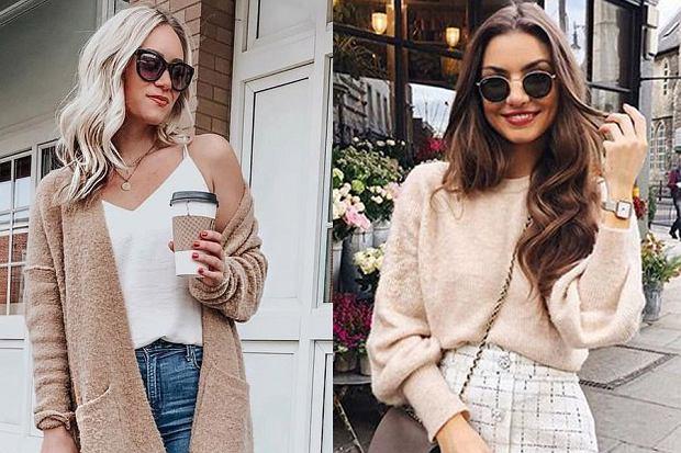Latem też nosimy swetry i kardigany damskie. Będą świetnie wyglądały w wielu stylizacjach, a oprócz tego ochronią nas przed wiosennymi chłodami! Sprawdźcie modele, które warto wybrać.