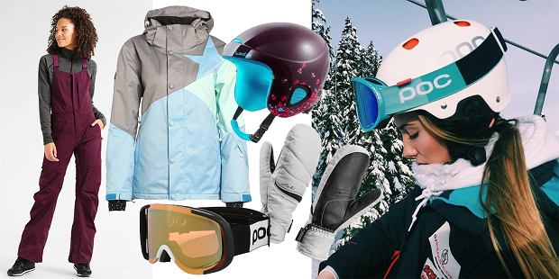 Damska odzież narciarska - kurtki, spodnie i akcesoria w najlepszych cenach [PRZEGLĄD]