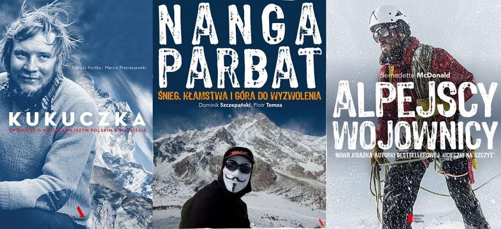 Literatura górska Wydawnictwa Agora
