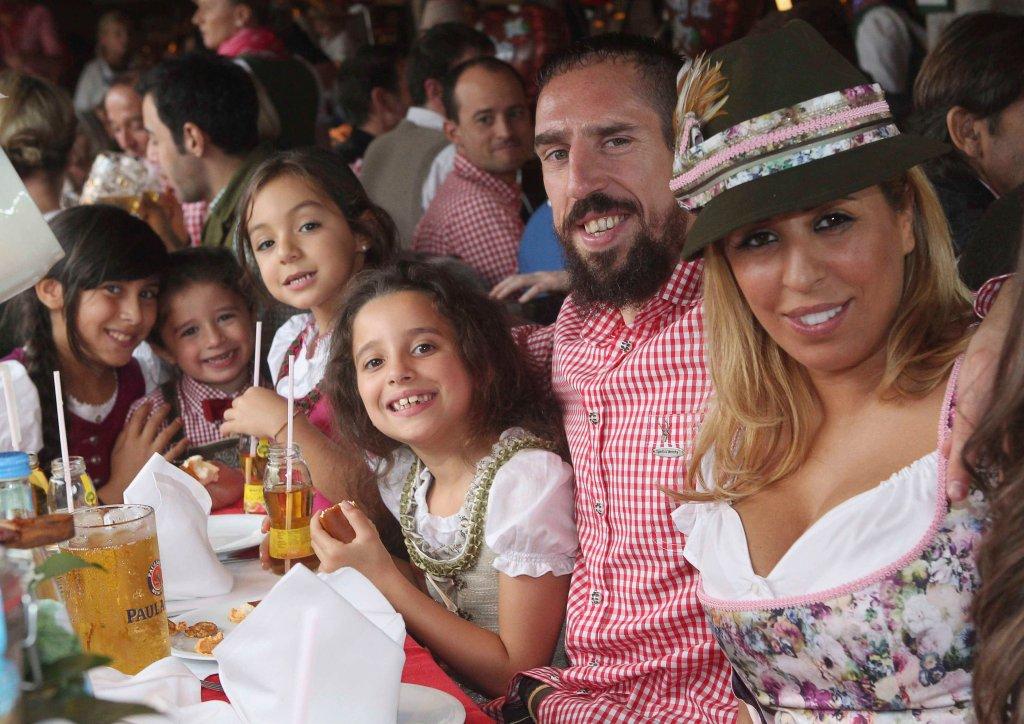 Bayern Monachium uczcił Oktoberfest. Nie zabrakło Roberta