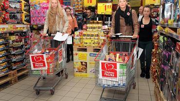 """Siostry Radwańskie promują akcję """"Szlachetna Paczka"""""""