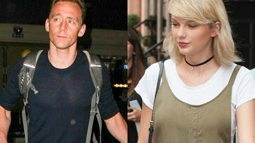 Tom Hiddleston, Taylor Swift