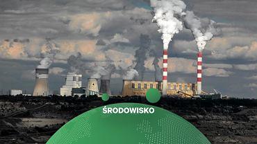 Stężenie dwutlenku węgla najwyższe od 3,6 mln lat. 'Działalność człowieka jest motorem zmian klimatycznych'