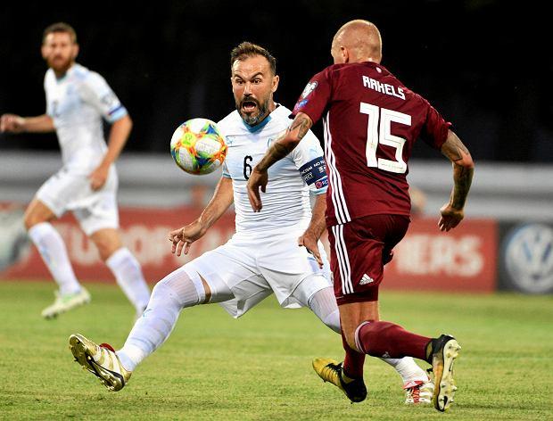 """Izrael pewnie pokonał Łotwę, Austria wymęczyła zwycięstwo ze Słowenią. Ukraina zagrała z Serbią """"na piątkę"""""""