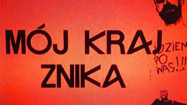 Nowa piosenka Fisza Emade Tworzywa 'Mój kraj znika' komentująca ostatnie zajścia w Trójce i w Polsce