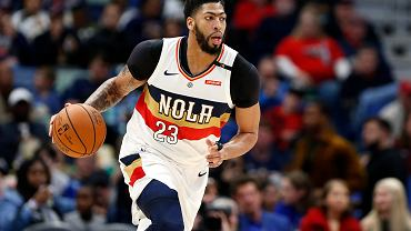 Anthony Davis trafi do Los Angeles Lakers