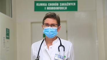 Profesor Joanna Zajkowska