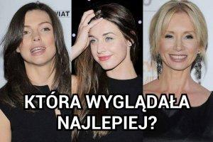 Karolina Gorczyca, Julia Kamińska i Ewa Gawryluk