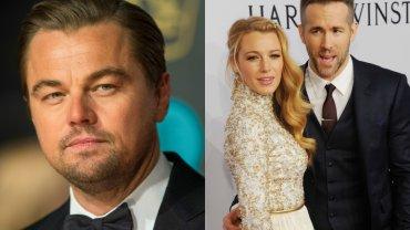 Leonardo DiCaprio, Blake Lively, Ryan Reynolds