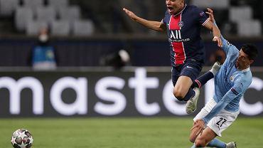 Wielkie osłabienie PSG w rewanżowym meczu Ligi Mistrzów?