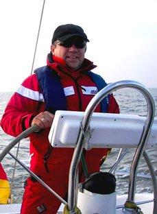 stanisław tułnowski, samotnie dookoła bałtyku, żeglarstwo