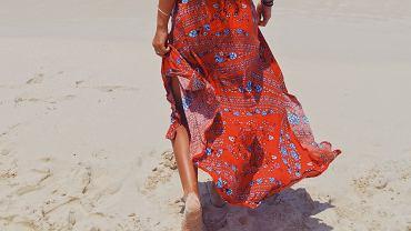 Modna spódnica Calvin Klein