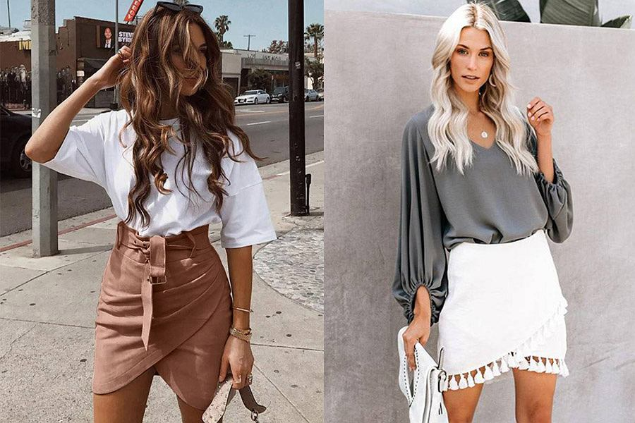 d0fc2db7 Spódnice na lato jak z Instagrama! Modele, w których zrobicie ...
