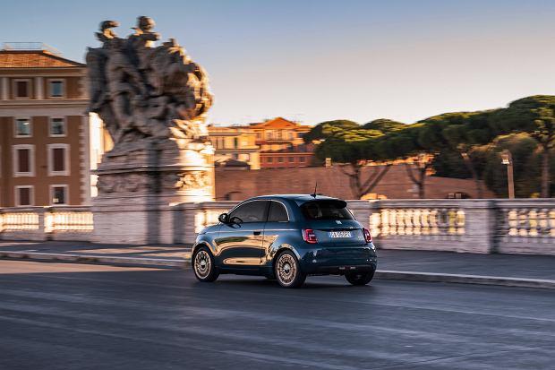 Fiat 500e La Prima