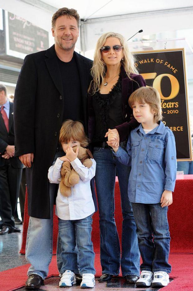 Russell Crowe i Danielle Spencer oficjalnie się rozwodzą