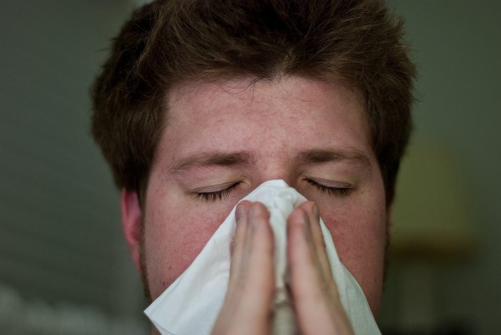Domowe sposoby na zatkany nos pomogą w walce z przeziębieniem